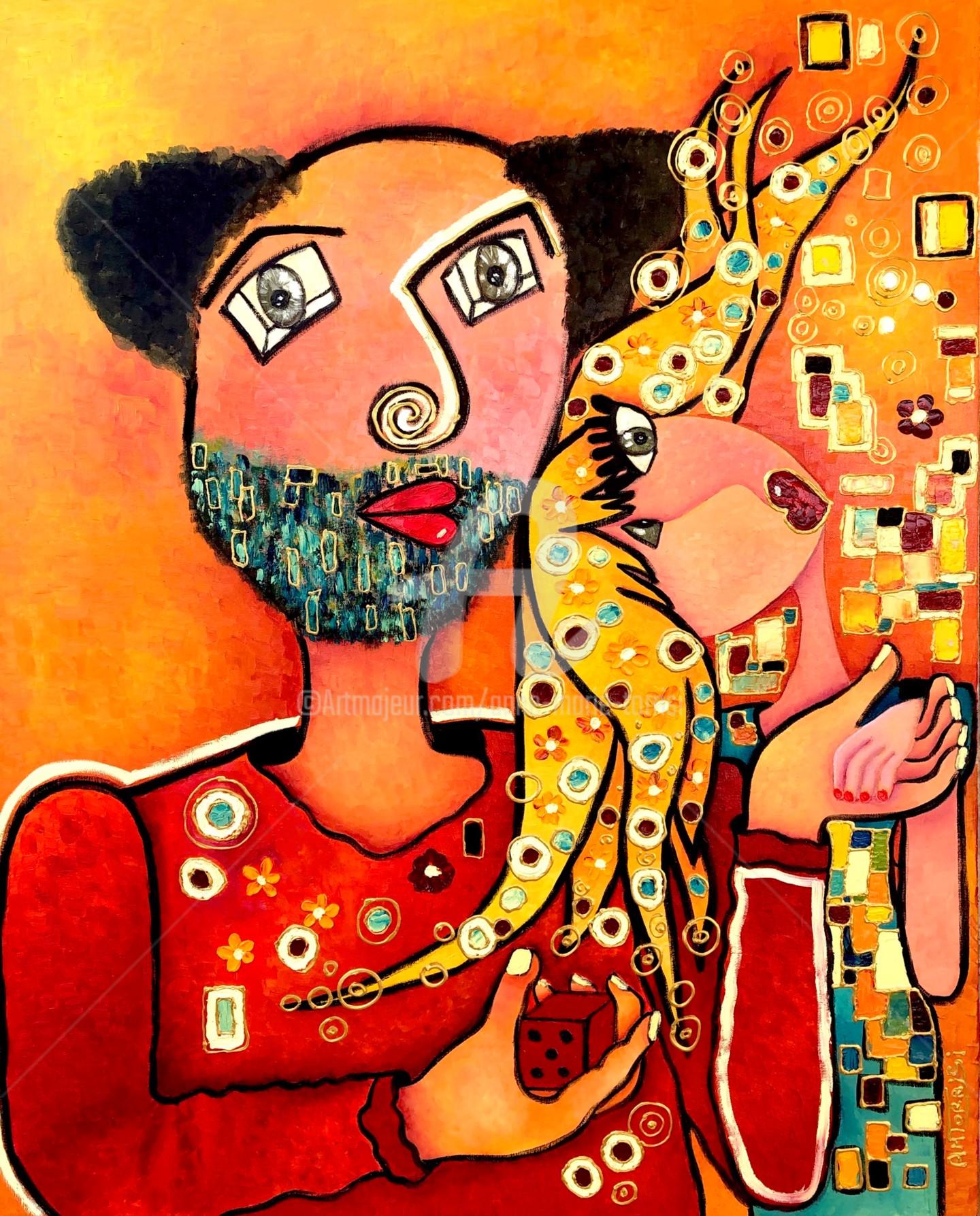 ANNE MARIE TORRISI - GUSTAV KLIMT